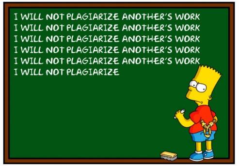 Resultado de imagen de Plagiarism internet