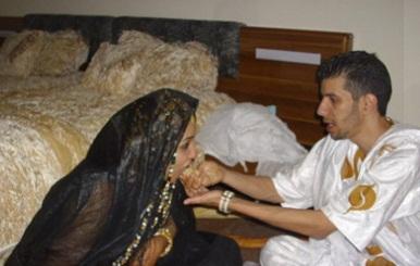 Resultado de imagen de matrimonio sahara occidental