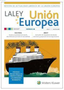 LA LEY Union Europea nº 48, mayo 2017 portada (3)