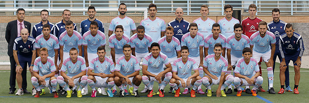 Resultado de imagen de REAL CLUB CELTA DE VIGO 2012
