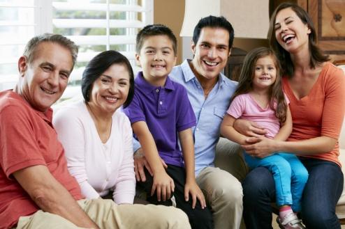 Resultado de imagen de reagrupación familiar