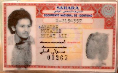 Resultado de imagen para saharaui varon