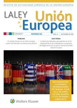 la ley UE nº 62 sept (1)