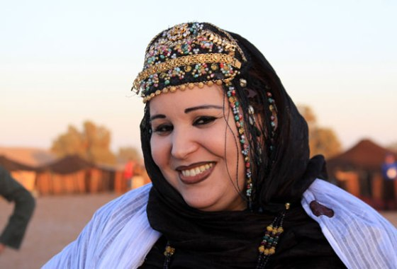 femme-sahraouie-maroc