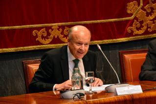 El presidente del Tribunal de Justicia de la Unión Europea (TJUE), Koen Lenaerts_320X0